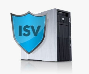 HP Workstations ISV Certified