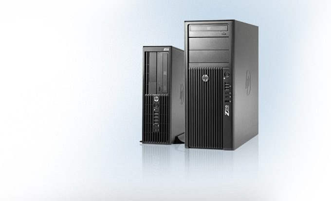 HP Z210 Workstation CMT or SFF