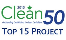 2014 Clean 50 Top 15 Project