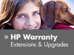 HP Warranty Extensions &amp; Upgrades