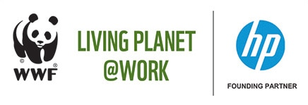 Award winning  WWF  Living Planet @ Works Program –  Multi-year commitment to engage Canadian businesses