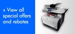 View all special offers and rebates