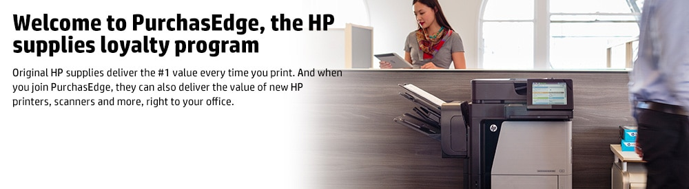 How PurchasEdge works - HP Small and Medium Business