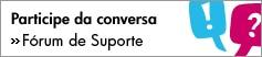 Participe da conversa - Fórum de Suporte de HP