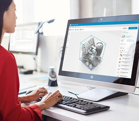 HP delivers world's first production-ready