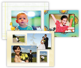 Realice pósteres e impresiones de collages con HP Photo Creations
