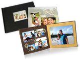 Make custom photo books with HP Photo Creations