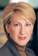 portrait of Carleton S. (Carly) Fiorina