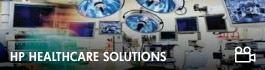 HP healthcare solutions