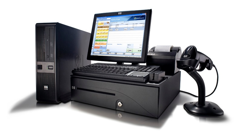 Point Of Sale System Hp Feature Story July 2007