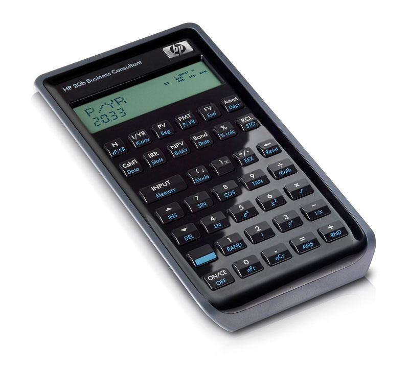 HP calculators for back to school: HP Feature story (August 2008)