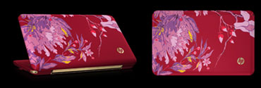 HP Vivienne Tam Special Edition notebook - Fashion Meets HP Technology: HP Feature story (September 2008) :  notebook 2008 hp vivienne tam