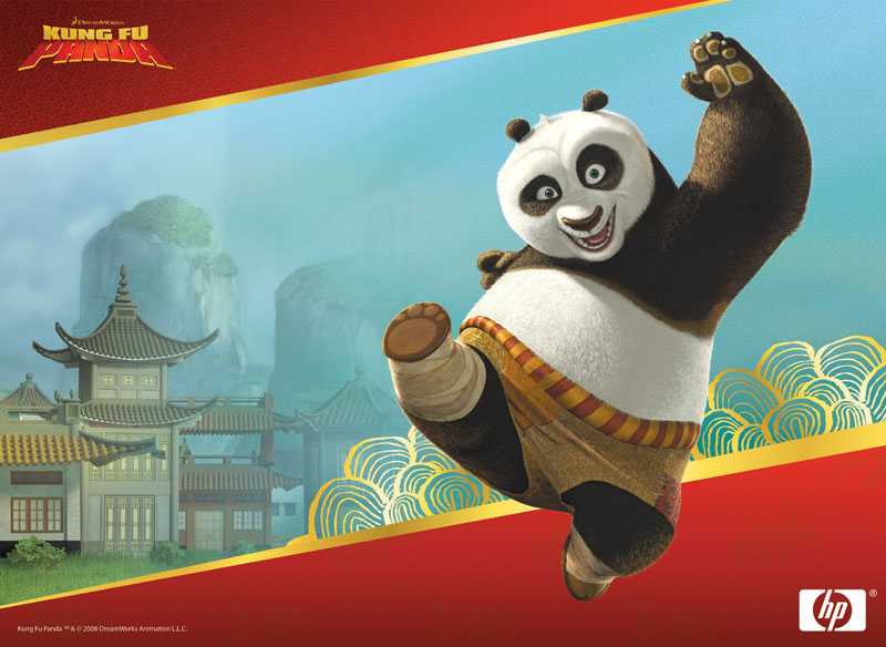 Another free offer! Get your free Kung Fu Panda Activity CD from HP at ...