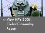 View HP's 2008 Global Citizenship Report