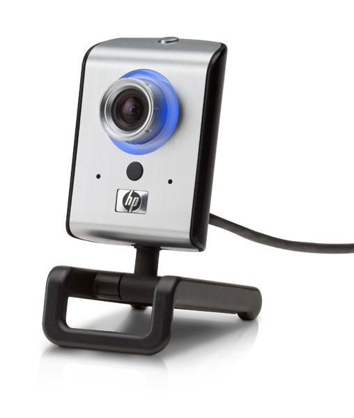 Capturing images from a webcam