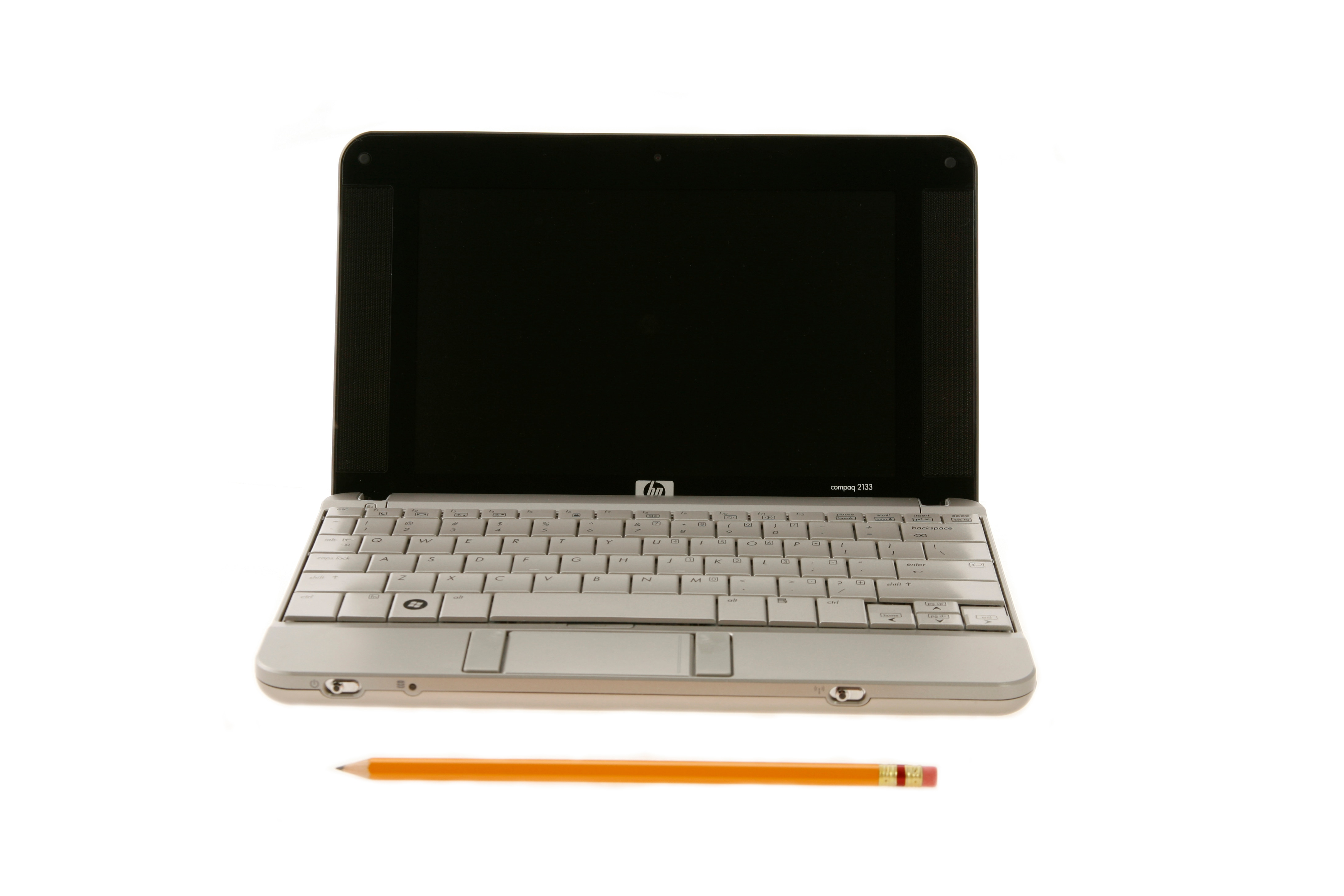 Image Front view of HP 2133 Mini Note PC