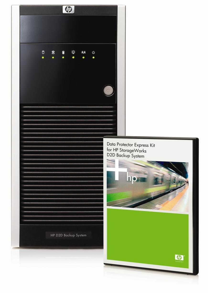 Download Free Software Hp Storageworks D2d Backup System