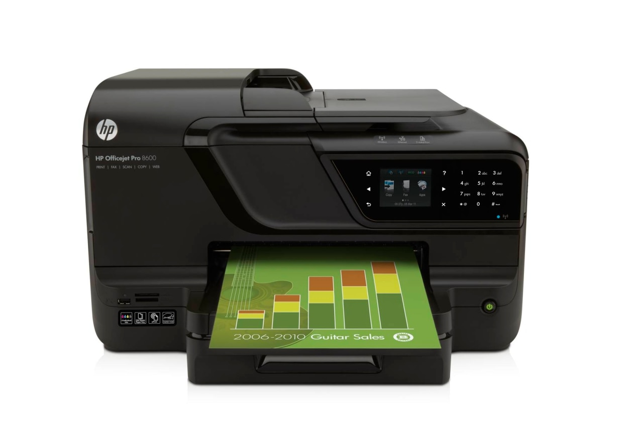 hp officejet pro 8600 plus e all in one hp
