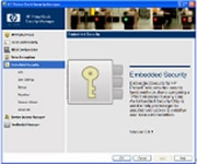 Embedded Security para Hewlett-Packard ProtectTools