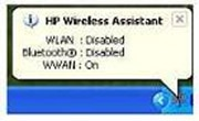 Hewlett-Packard Wireless Assistant