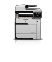 Image of HP LaserJet Enterprise M4555fskm MFP