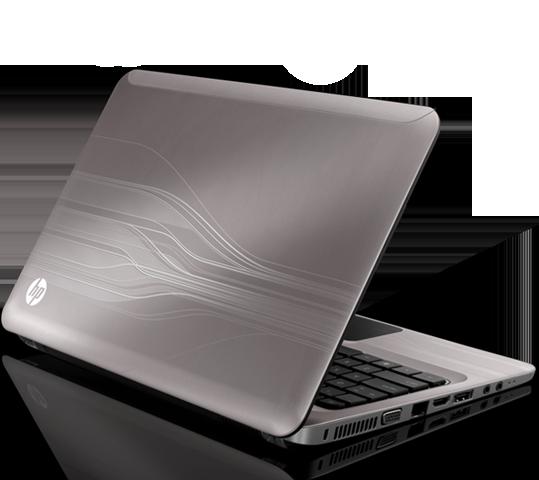 Hewlett-Packard Pavilion dv6 Silver