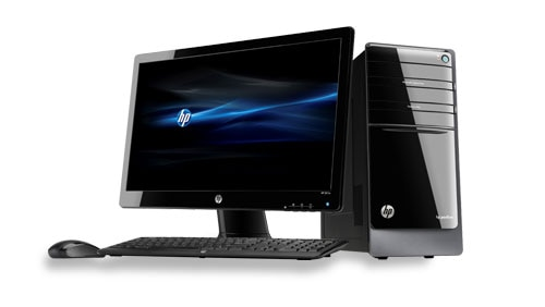 HP Pavilion Desktop PCs