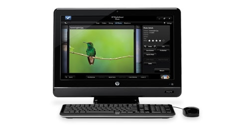Hewlett-Packard Pavilion All-in-One Desktop PCs