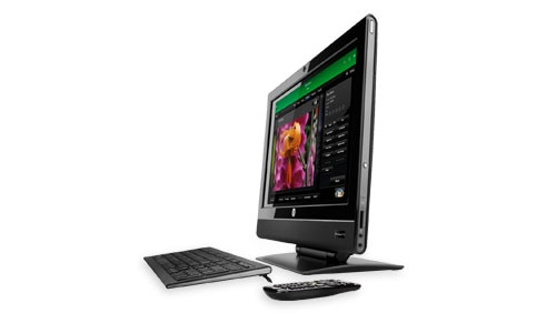Hewlett-Packard TouchSmart All-in-One Desktop PC