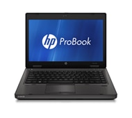 Hewlett-Packard ProBook Notebook PCs