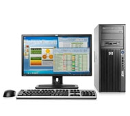 Workstation Hewlett-Packard Z200