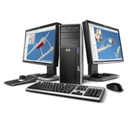 Workstation Hewlett-Packard Z400