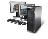 Workstation Hewlett-Packard Z600