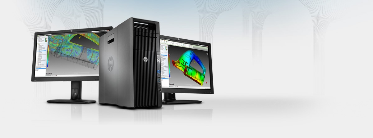 HP Z620 - versatile high performance workstation