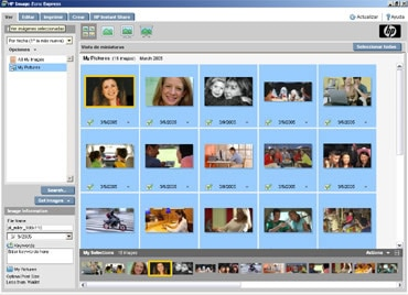 Hp Puerto Rico Hp Image Zone Express Importar Fotos