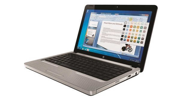 Hewlett-Packard Home Notebook PCs