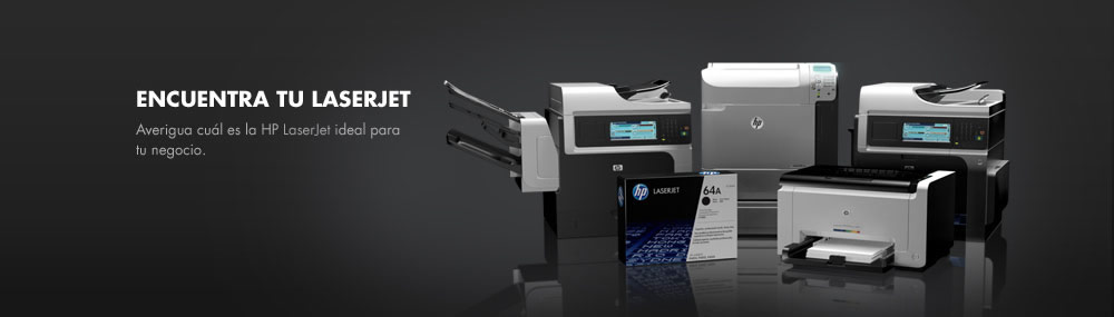 Find the right HP LaserJet printer or MFP for you