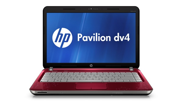 Hewlett-Packard Pavilion Notebook PCs