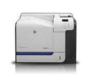Image of HP LaserJet Enterprise 551dn Color Printer