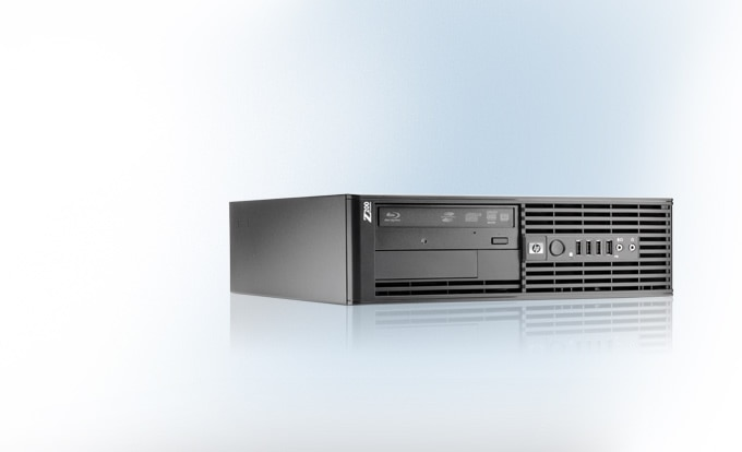 HP Z210 Workstation Class Performance