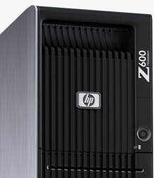 HP Z600 Graphics Workstation
