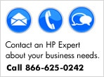 Speak to a HP Expert about your business needs.