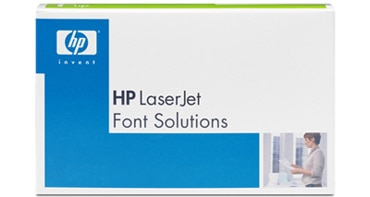 LaserJet Font and IPDS emulation product list