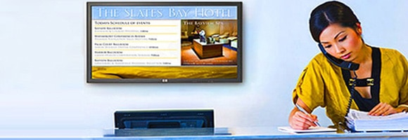 HP Digital Signage