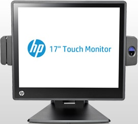 HP 17-inch Touch Monitor