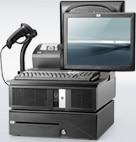 HP RP5 Retail System, Model 5800