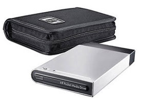 HP 500GB Pocket Media Drive