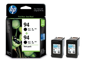 HP twin or combo ink cartridge packs