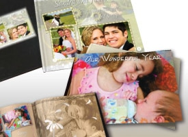 Photo Creations photo books