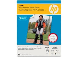 Photo of HP Advanced Photo Paper.